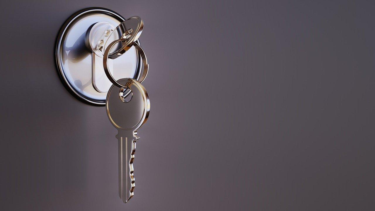 key, castle, security